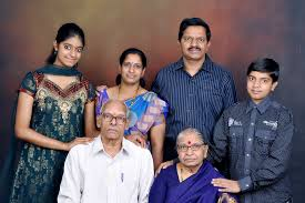 Family Photo Family Pictures Of Prof D Nagesh Kumar