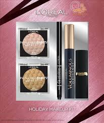budget beauty l oreal holiday beauty kit