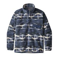 Patagonia Fleece Pattern