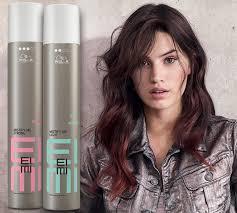 Wella Professionals представляет новый <b>сухой лак для волос</b> EIMI ...