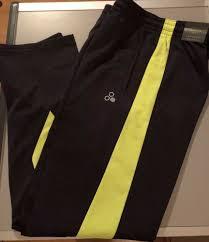 Tek Gear Athletic Training Pants Dark Gray Boys Size Extra