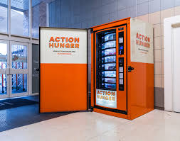 Get Free Food From Vending Machine Gorgeous Vending Machine Launches To Give Out Free Food To Homeless People