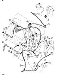 parts for case 480d loader backhoes magnify mouse over diagram to magnify case 480d main wiring