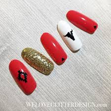 Black | Southwestern Nail Decal | Nail decals, Western nails and ...