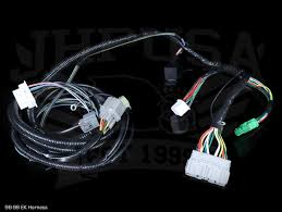 hasport k series conversion harness 96 00 civic jhpusa Trailer Wiring Harness hasport k series conversion harness 96 00 civic