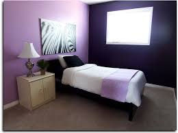 Ideas Of Purple Bedroom With Twin Bed Featuring Wall Zebra Picture