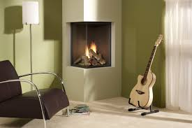 contemporary electric fireplace media console