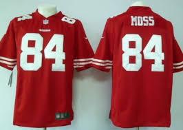 Randy Moss Moss Moss Jersey Randy 49ers Randy Jersey 49ers