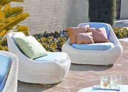 modern white outdoor wicker furniture images also fascinating dining resin patio lawn white wicker
