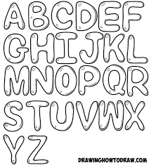 Bubble Letter Designs 53 Special How To Draw Bubble Letter