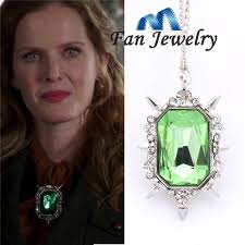 zelena once upon a time light reen rhinestone crystals