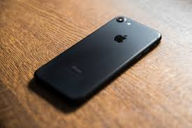 Iphone 7 mat zwart 128gb - Te koop