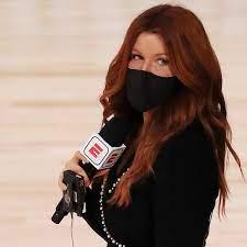 ESPN's Rachel Nichols talks life in the ...