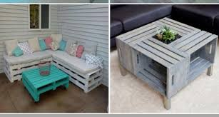 furniture out of wooden pallets. Image #18 Of 36, Click To Enlarge Furniture Out Wooden Pallets