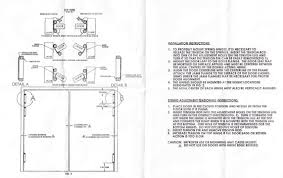 Swing Hinges Hardware Installation Instruction Hinge Options Hardware
