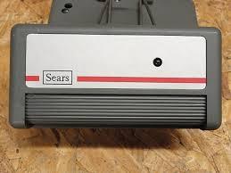 sears garage door opener remote control 139 53708 craftsman lift master chamber