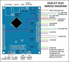 wiring reprappro hux2 duet0 6 109 v1