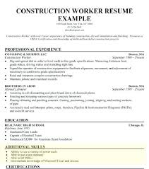 resume example for skills section skill section resume example of skills examples free templates on