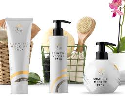 6600 x 3300 px at 300 dpi. Collection Of Cosmetics Packaging Mockups Mockup World
