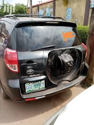 toyota rav4 2 0 4x4 2007 black in alimosho cars moore green jiji ng for in alimosho cars from moore green on jiji ng