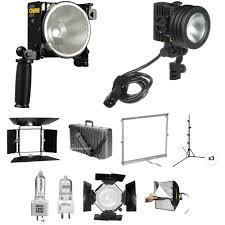 Rifa Light Bulb Lowel Omni Light Pro Light Rifa Ex Three Light Kit