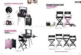 lighting designer job description direct fixtures professional station rolling trolley makeup train case lights mirror