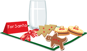 cookies for santa clip art. Wonderful Cookies Santa Clipart Milk And Cookie 4 For Cookies Clip Art O