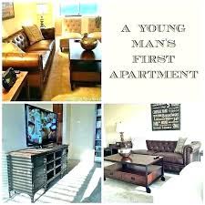 Apartment Decor Ideas Custom Guys Apartment Decorations For College Ideas Room Decor Perfect Guy