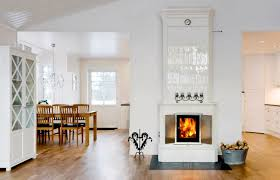 Schwedische Kachelöfen Effiziente Grundöfen Bausatz