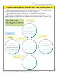 Easter Essay   Free English Worksheet for  rd Grade