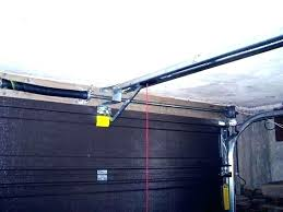 low headroom garage door low ceiling garage door opener low headroom garage door installation low clearance