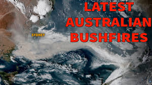 A tsunami could hit the most built up and populous areas of australia, with cities sydney hobart on the island of tasmania, could also be in the direct path of a tsunami if seismic activity hits the alpine. Video Satellite Image Reveals Scope Of Bushfires Choking Australia Sputnik International