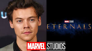 HARRY STYLES Cast For Marvels Eternals ...