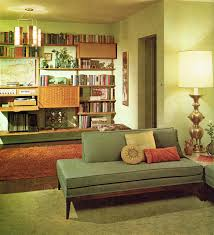 Retro Living Room Decor 1960s Living Roomanother One Of Those Amazing Shelving Units I