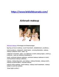 s bridalbbcanada airbrush makeup