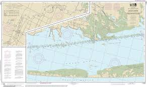 Noaa Navigation Charts Noaa Chart Intracoastal Waterway Laguna Madre Chubby Island To Stover Point Including The Arroyo Colorado 11303
