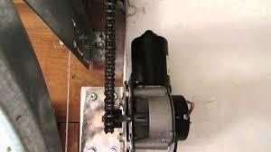 jackshaft garage door openerGenie Silentmax Chainmax IntellaG 1000 Garage Door Opener Side