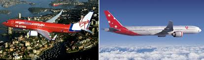 Lowcost carrier Virgin Blue transforms itself into a fullservice airline  with lower costs