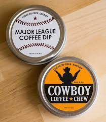 Cowboy coffee chew is a great tasting coffee blend to get you through those hard quitting times. Cowboy Coffee Chew And Major League Coffee Dip Review I Need Coffee