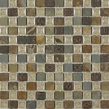 crushed glass tile attractive 12 12 roman collection emperial square mosaic in a blend of intended for 13