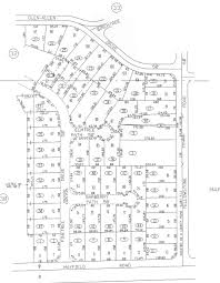 Figure 4 proposed layout of a section of prentiss park prising the area mostly occupied by lutheran east high school 5 click image for larger view