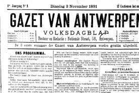 Uw trouwe Antwerpse gezel blaast 120 kaarsjes uit - Gazet van Antwerpen  Mobile