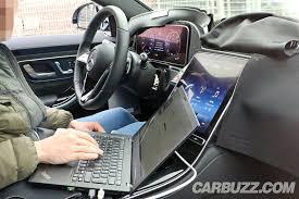 Внутри космос просто #дорогобогато mercedes maybach. First Look Inside The 2021 Mercedes Maybach S Class Carbuzz