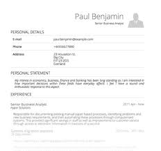 Pdf Resume Inspiration PDF Templates For CV Or Resume PdfCV