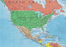 continent of america map. Plain Continent North America Continent  North America Map List Of Countries In  To Continent Of Map