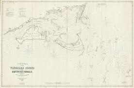 Details About 1864 Eldridge Blueback Nautical Chart Map Of Marthas Vineyard And Nantucket