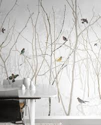 Scandinavian Wallpaper Decor - DIY Decorator