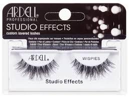 Купить <b>Ardell накладные ресницы</b> Studio Effects Wispies черный ...