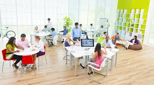 smart office design. Improve Productivity With Smart Office Design