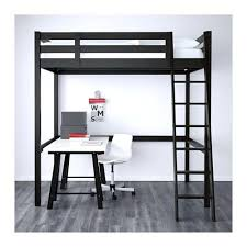 bed with office underneath. Bunk Bed Office Loft Beds Underneath With U